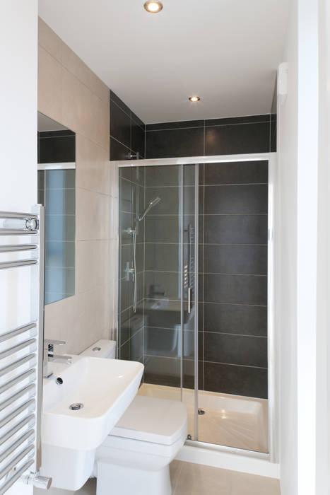 Gipsy Hill Granit Architects Salle de bain moderne