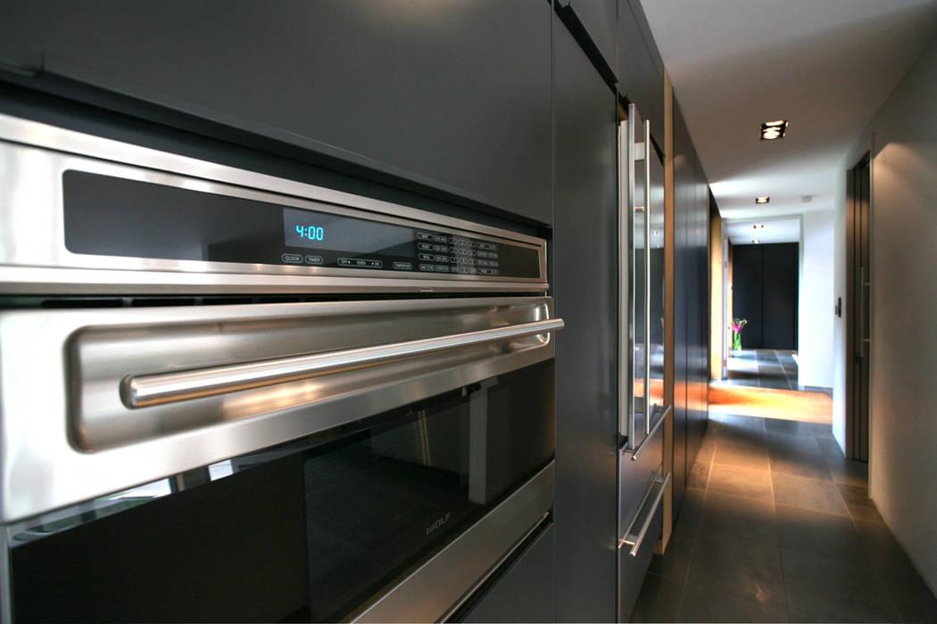 ห้องครัว โดย Nicolas Tye Architects,