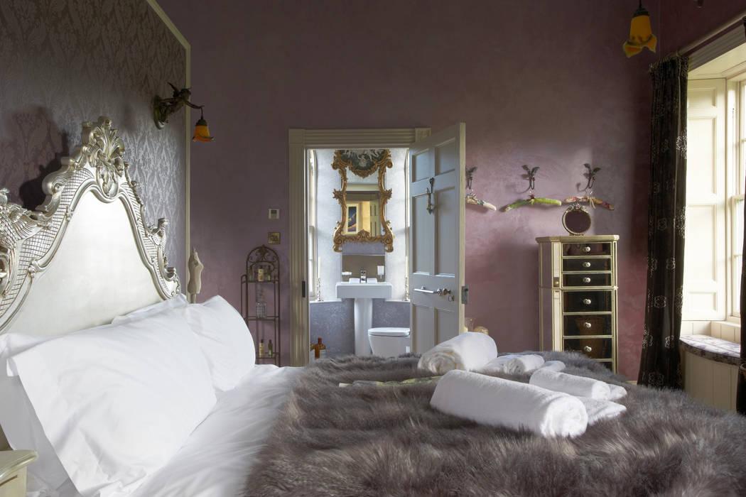 Romantic Fancy in Fettercairn:  Hotels by Carte Blanche Decorative Painters,