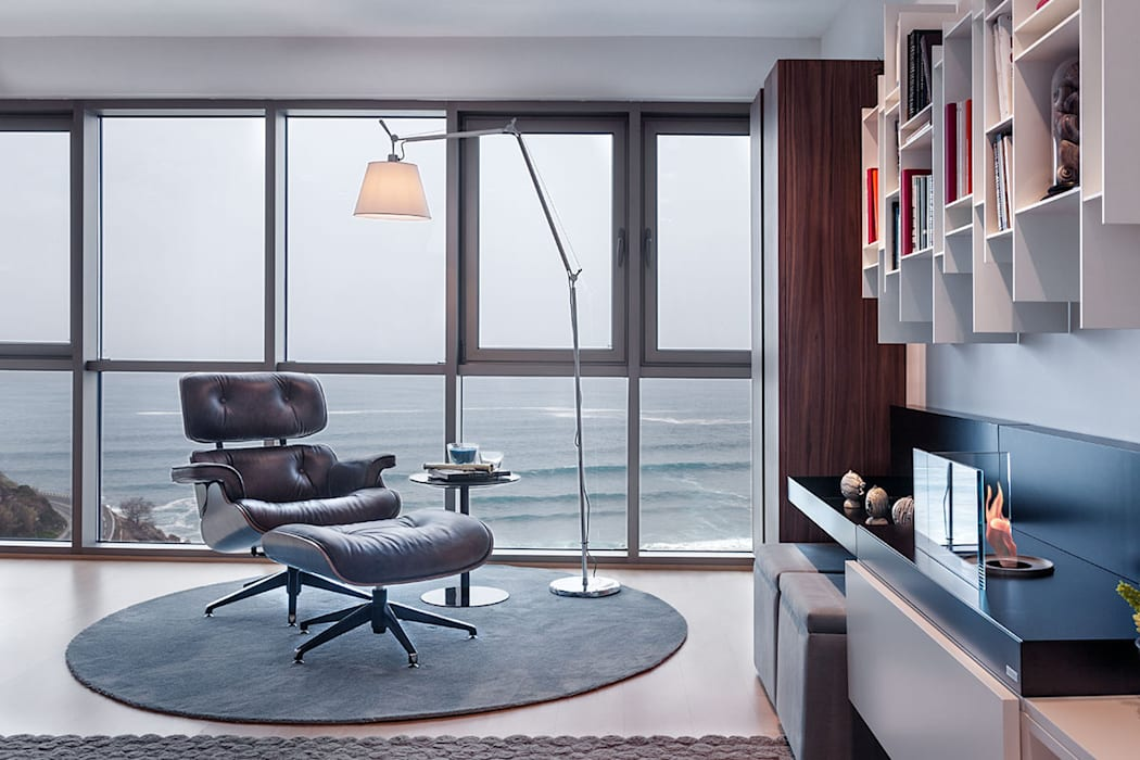 Modern living room by Urbana Interiorismo Modern