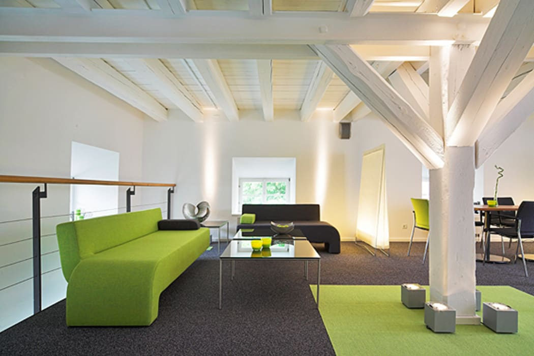 Schloßhotel Monrepos, Germany:  Office buildings by Hitch Mylius,