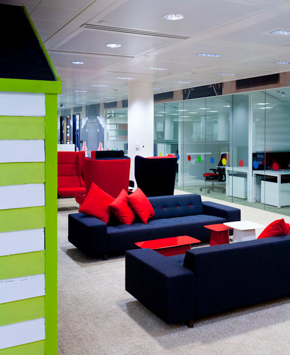 Google London :  Office buildings by Hitch Mylius,