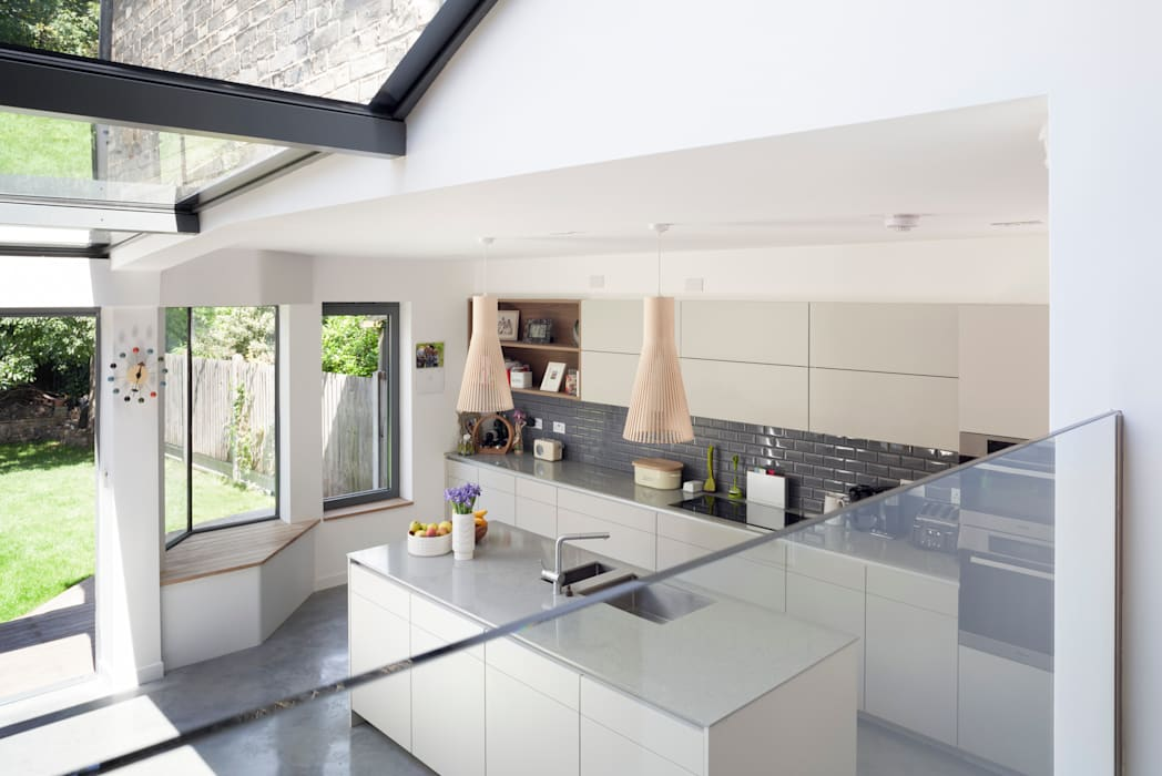 Homerton Modern kitchen by Scenario Architecture Modern