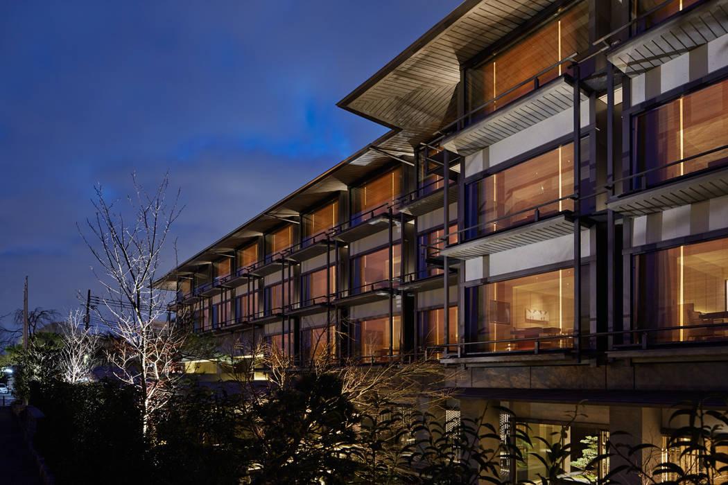 Modern hotels by WORKTECHT CORPORATION Modern