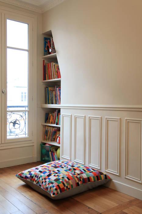 la chambre des enfants: Chambre d'enfant de style de style Moderne par BuroBonus