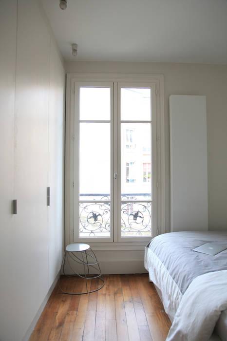 la chambre minimum: Chambre de style de style Minimaliste par BuroBonus
