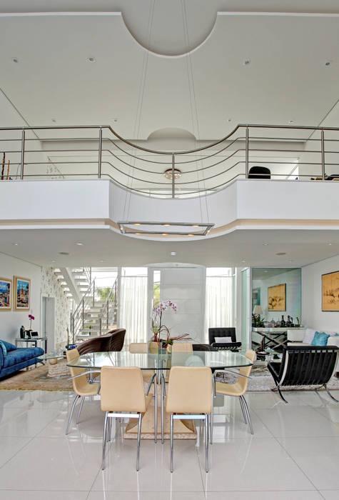 Ruang Makan Modern Oleh Le Araujo Arquitetura Modern