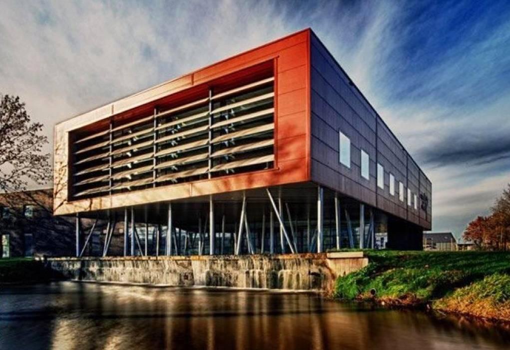leisurecenter Rules for Health:  Gezondheidscentra door Archivice Architektenburo , Modern