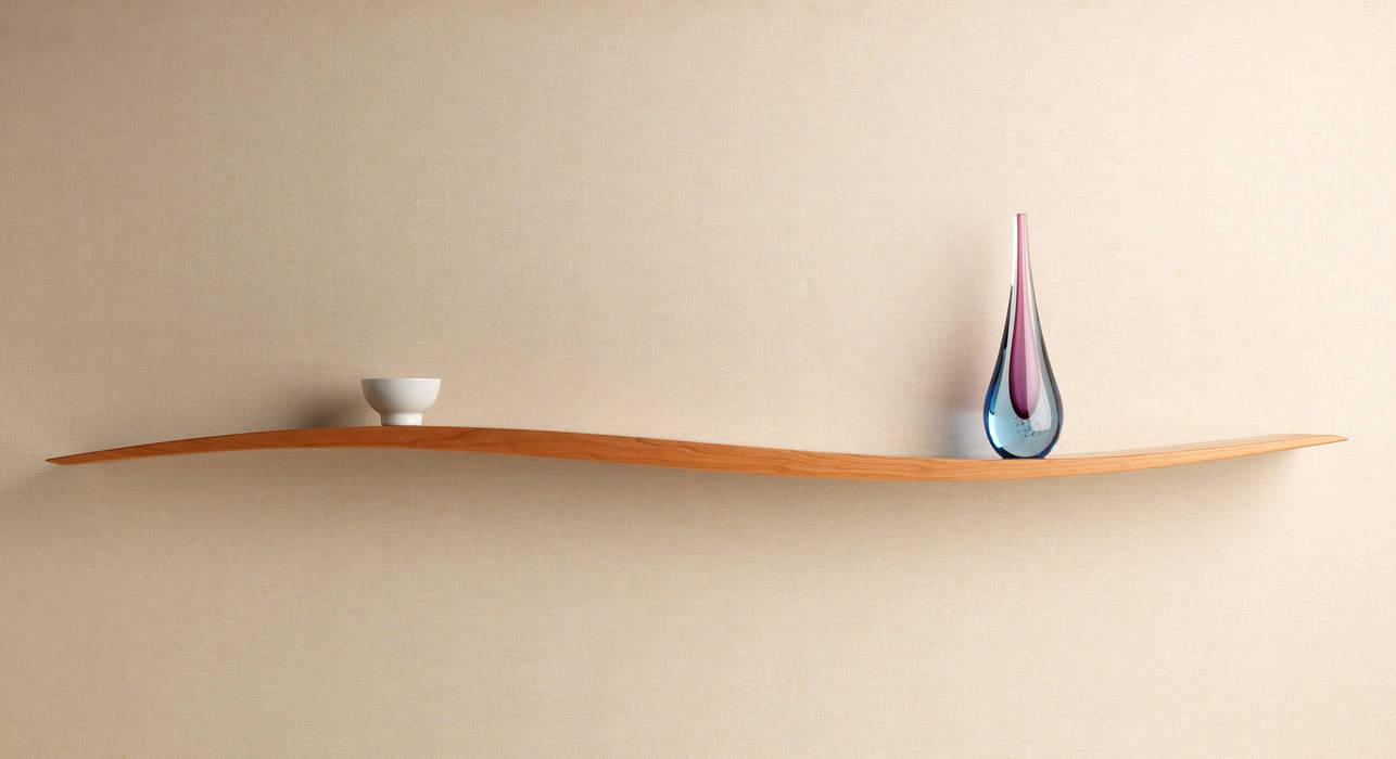 Onda Shelf David Tragen Living roomShelves