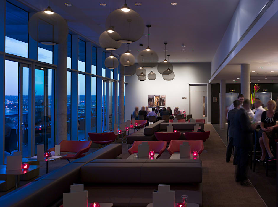 Mint Hotel, Leeds Skylounge:  Hotels by Hitch Mylius,
