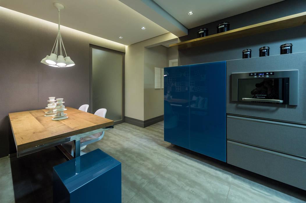 Modern Kitchen by GREISSE PANAZZOLO ARQUITETURA Modern