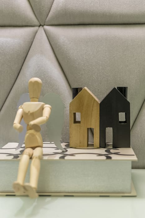 Modern Bedroom by GREISSE PANAZZOLO ARQUITETURA Modern