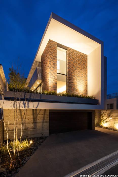 Дома в стиле модерн от エスプレックス ESPREX Модерн