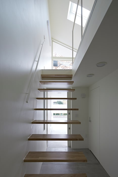 Park House another APARTMENT LTD. / アナザーアパートメント Eclectic corridor, hallway & stairs