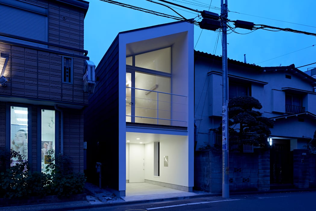 Park House Eclectic style houses by another APARTMENT LTD. / アナザーアパートメント Eclectic