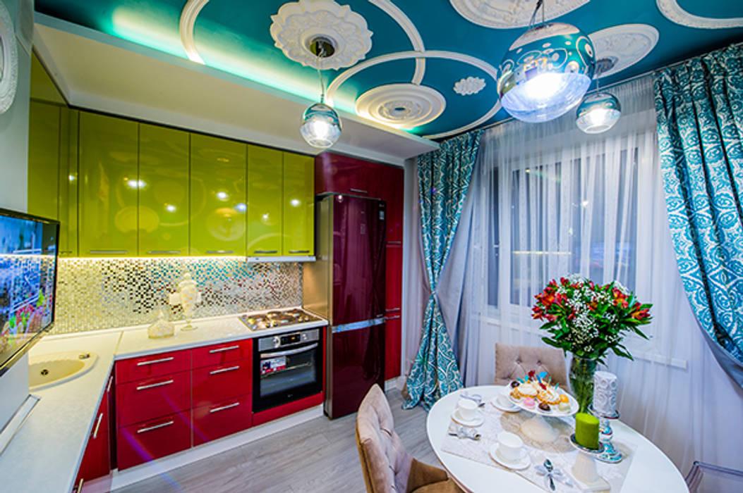 «Воздушная кухня»:  в . Автор – Сделано со вкусом на ТНТ, Эклектичный