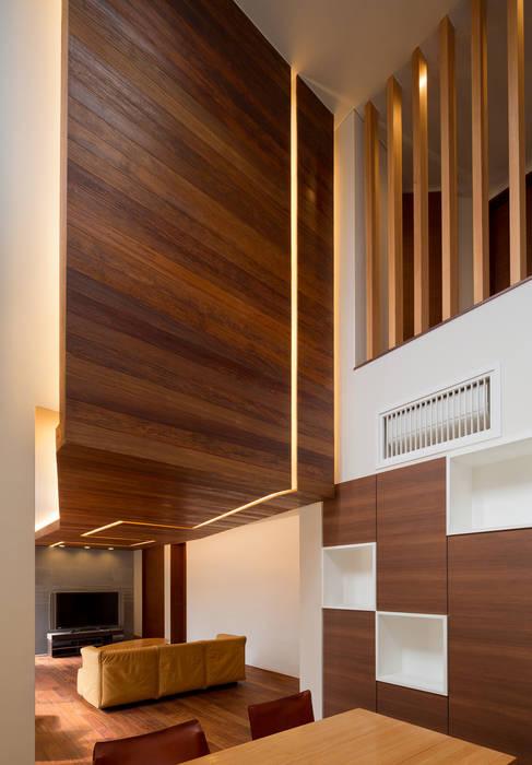Comedores de estilo  por Architect Show co.,Ltd