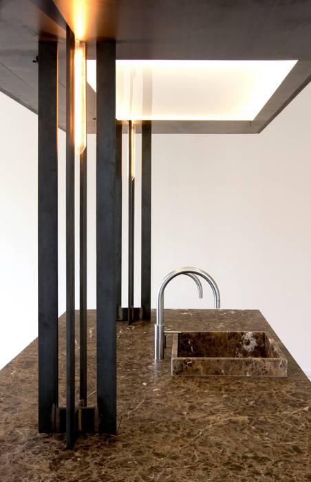 Cocinas de estilo minimalista de Proest Interior Minimalista