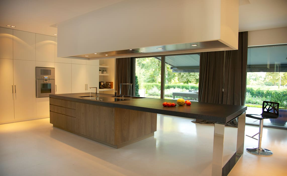 Kitchen by guillaume da silva architecture interieure homify