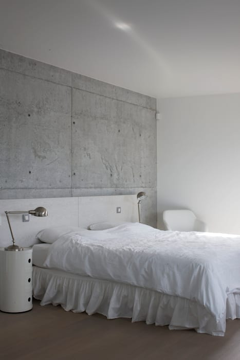 Bedroom by guillaume da silva architecture interieure | homify