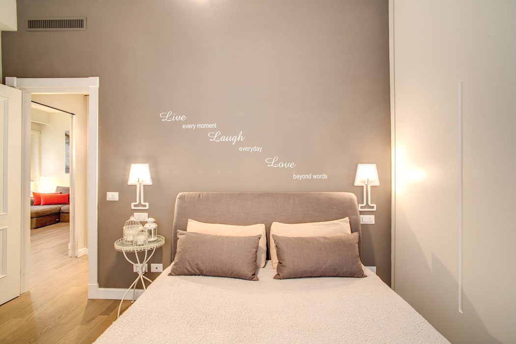 Kamar Tidur oleh MOB ARCHITECTS, Modern