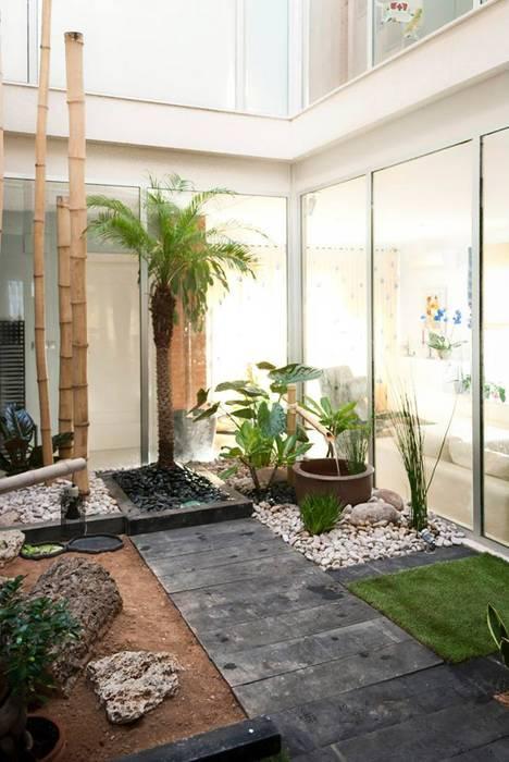 Garden by David Jiménez. Arquitectura y paisaje, Asian