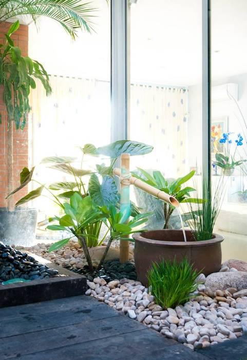 Jardin asiatique par David Jiménez. Arquitectura y paisaje Asiatique