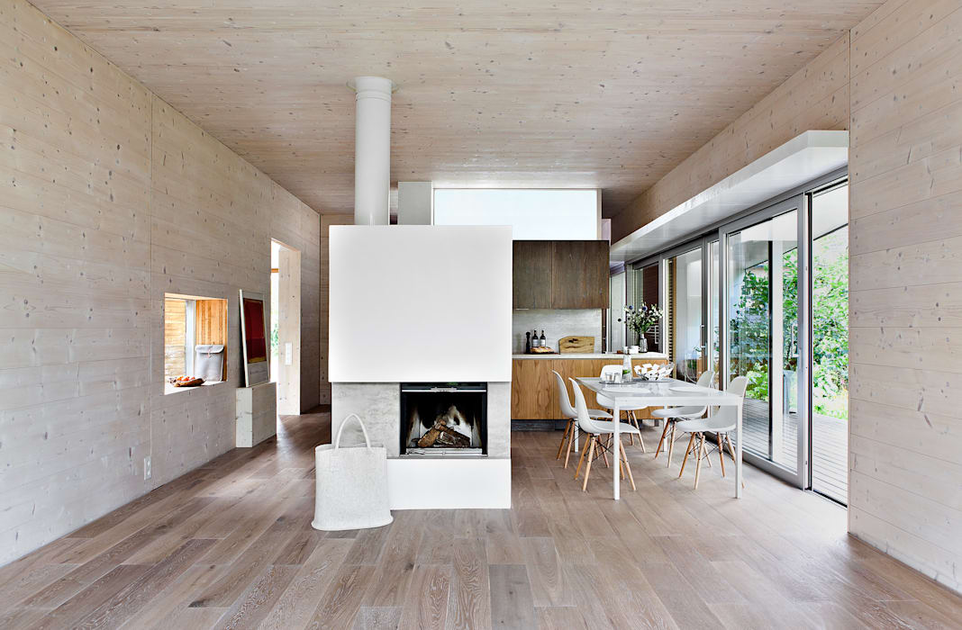 Modern houses by Thoma Holz GmbH Modern