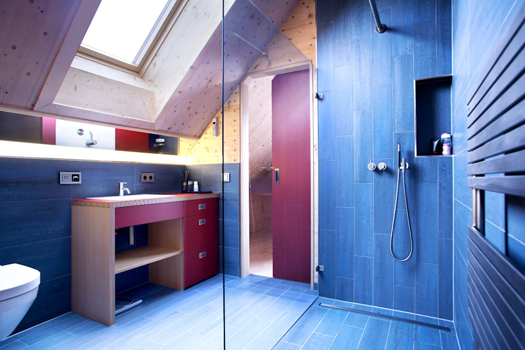 Houses by Thoma Holz GmbH,