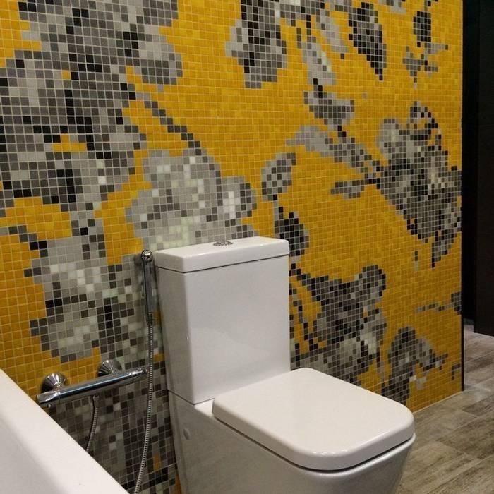 bisazza: Ванные комнаты в . Автор – PlatFORM