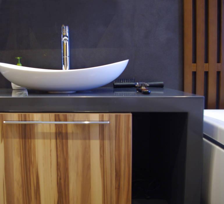 Ванная комната: Ванные комнаты в . Автор – PlatFORM