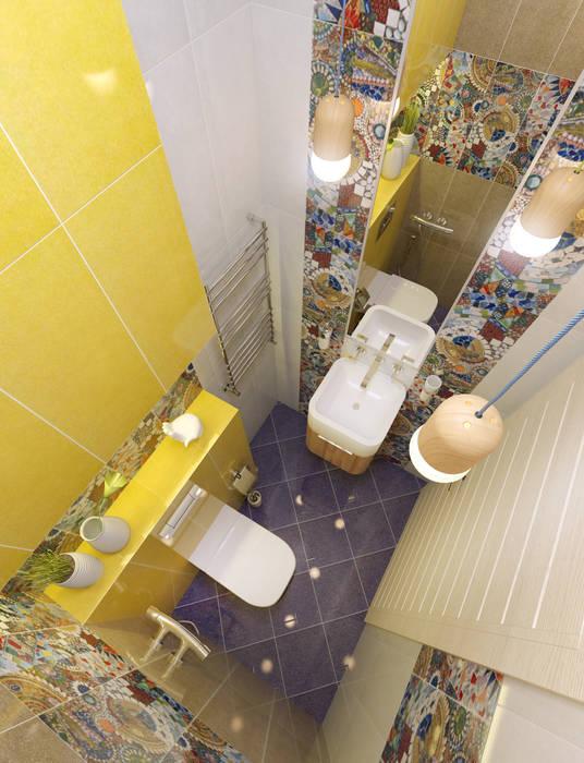 Latina Ceramica: Ванные комнаты в . Автор – PlatFORM