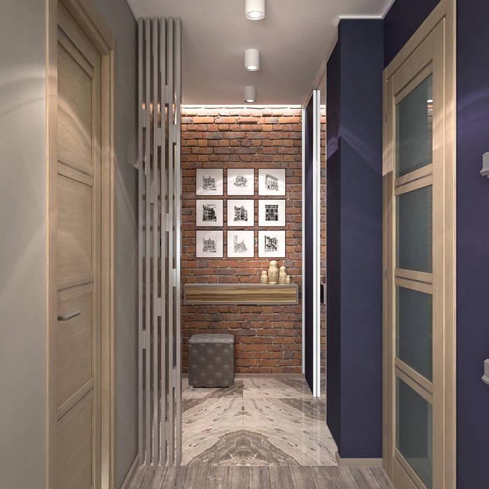 PlatFORM Scandinavian style corridor, hallway& stairs