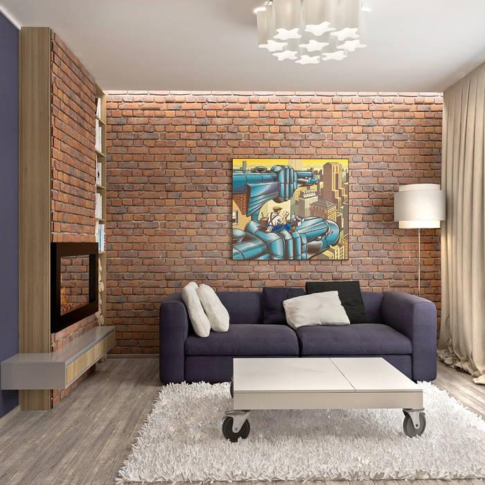 PlatFORM Living room