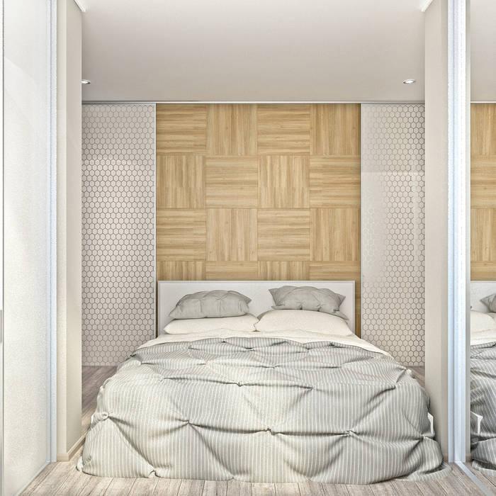 PlatFORM Scandinavian style bedroom