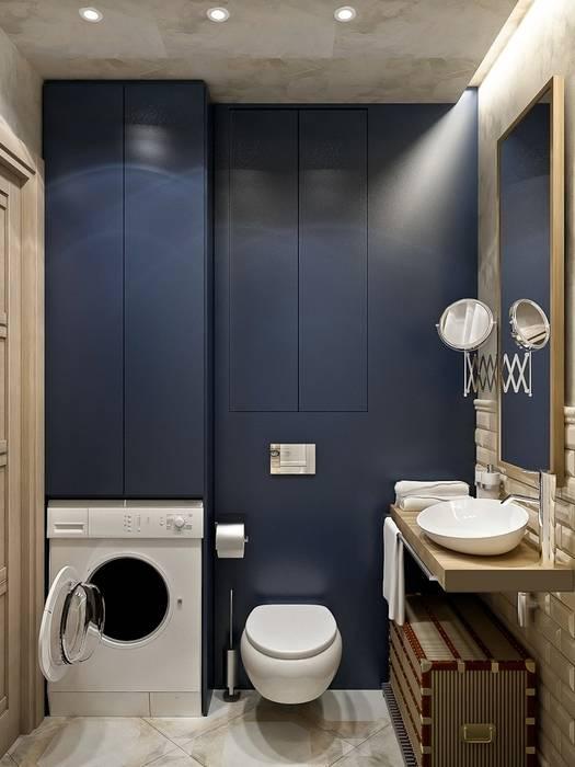 PlatFORM Scandinavian style bathroom