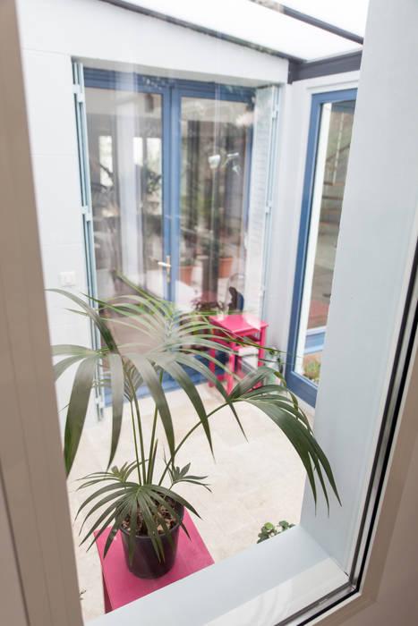 Jardin d'hiver: Jardin d'hiver de style  par Lise Compain