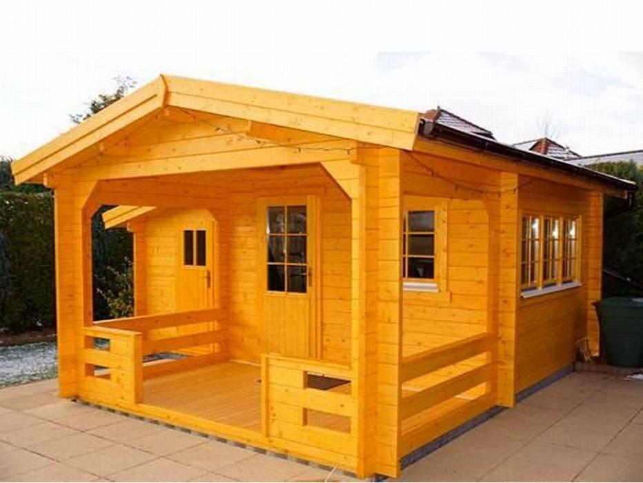 Gartenhaus Karnten Hauser Von Betana Blockhaus Gmbh Homify