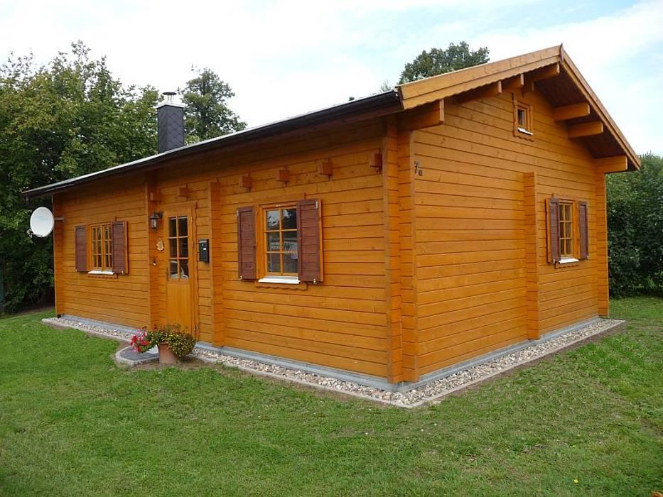 Ferienhaus Nordland Hauser Von Betana Blockhaus Gmbh Homify