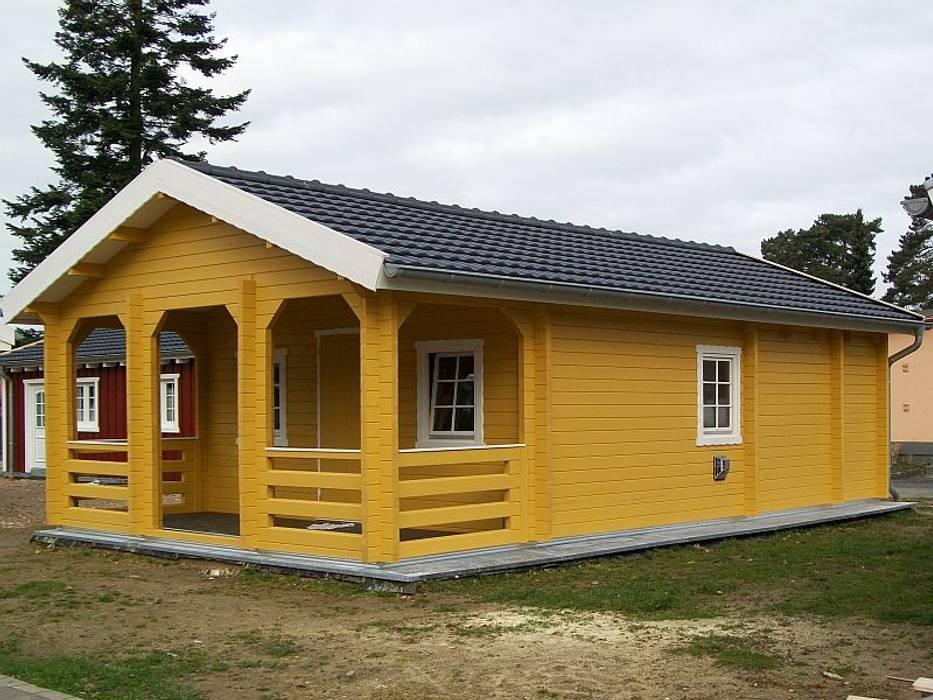 Ferienhaus Gronland Hauser Von Betana Blockhaus Gmbh Homify