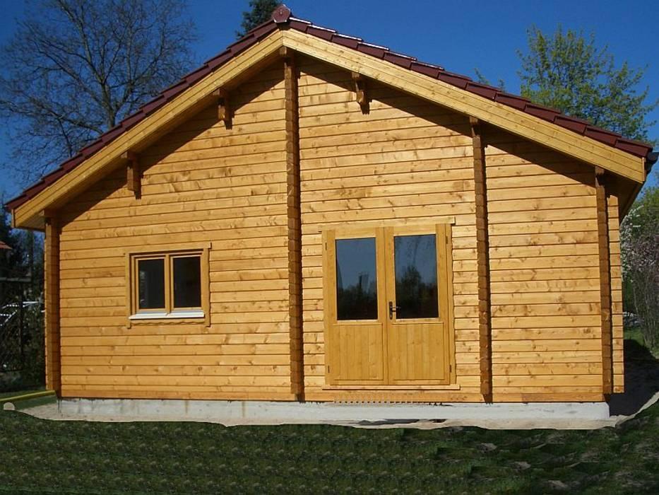Ferienhaus Nordland Premium Hauser Von Betana Blockhaus Gmbh Homify