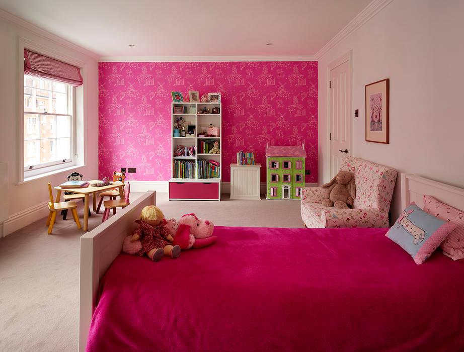 Reflected Glory - Holland Park Renovation Tyler Mandic Ltd Modern Kid's Room