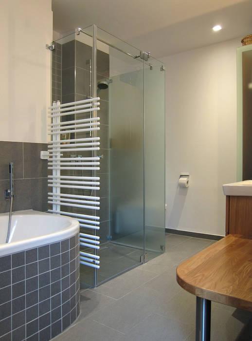 Komfortbad moderne badezimmer von hansen innenarchitektur ...
