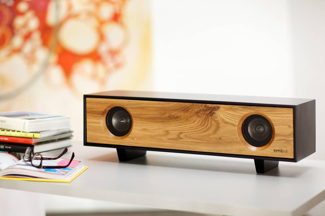 Table Top Hi-Fi от Symbol Audio Классический