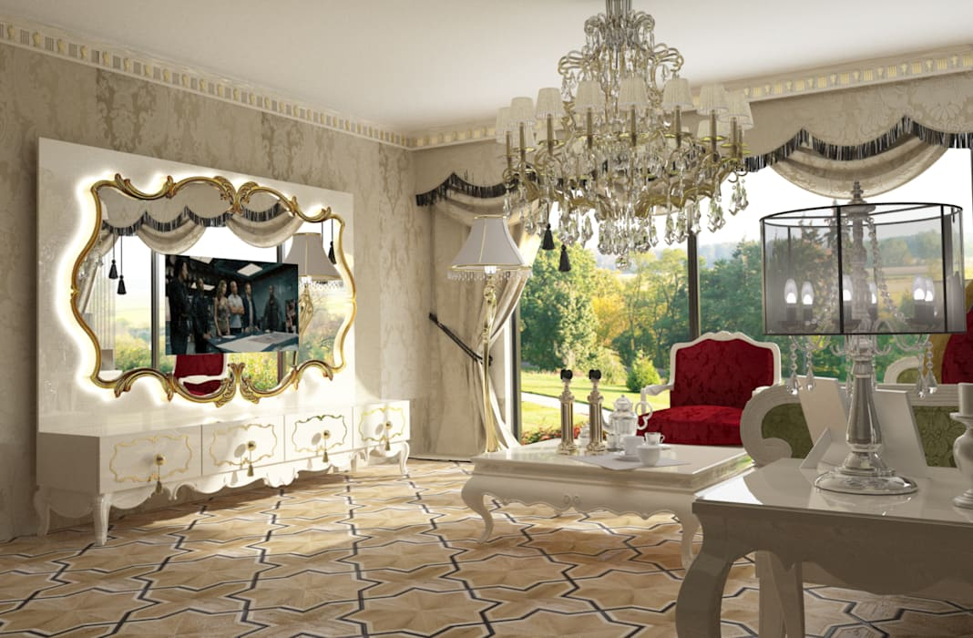 classic  by Inan AYDOGAN /IA  Interior Design Office, Classic