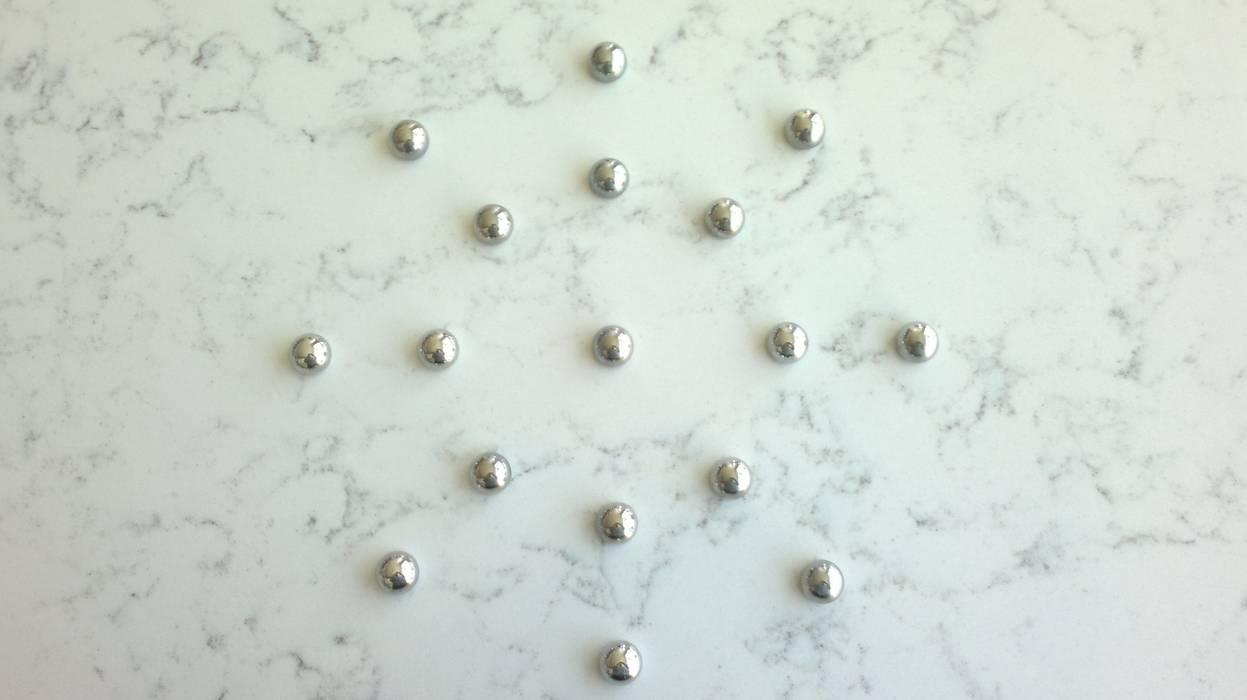 Enfriador de 17 bolas Cocinas de estilo moderno de Lujan Marmoles Moderno