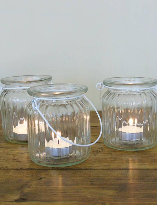 Glass Tea Light Jar Oleh homify Eklektik