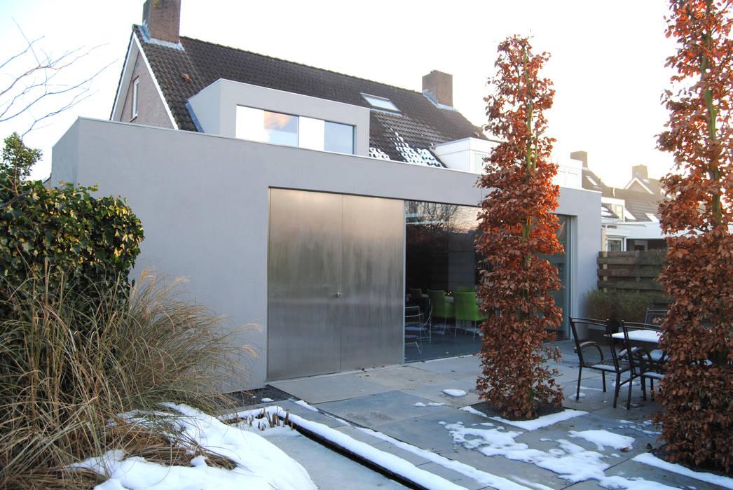 minimalistische uitbouw Minimalistische huizen van Joris Verhoeven Architectuur Minimalistisch