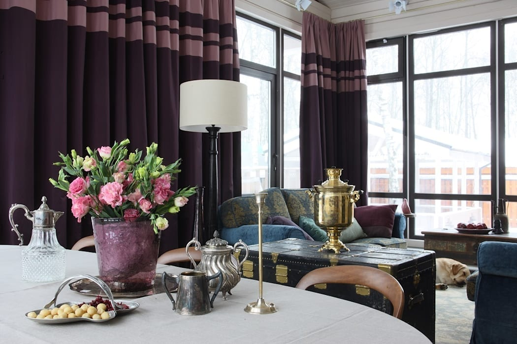 Dining room by Atelier Interior, Eclectic