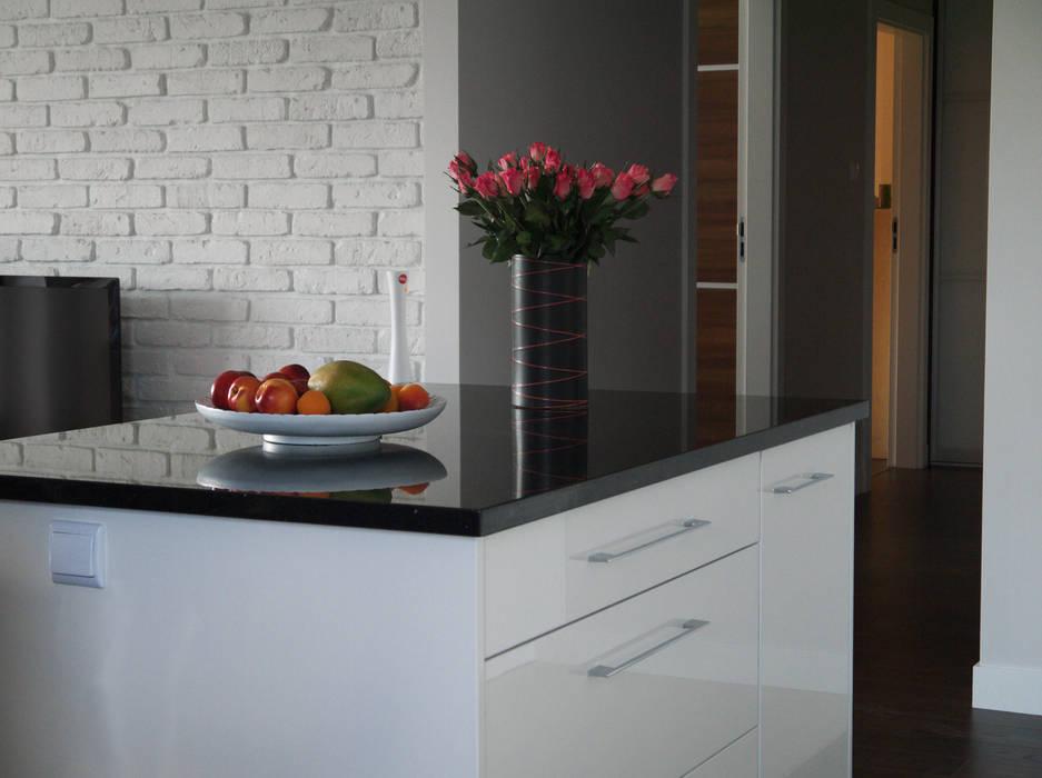 廚房 by Izabela Widomska Interiors, 現代風